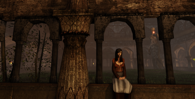 Project in UDK. Character Model by Dexsoft.